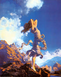 maxfield parrish artist