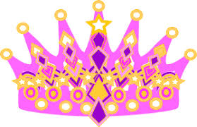 free princess crown clipart