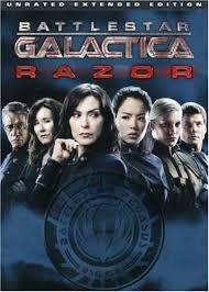 battlestar galactica razor dvd