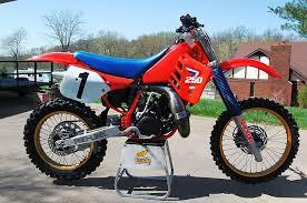 1987 honda cr 250