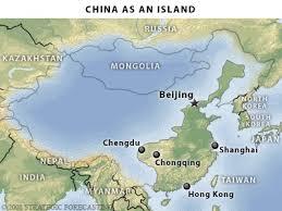 china island
