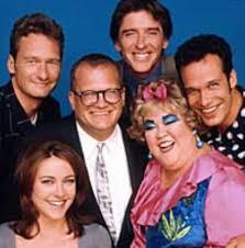 drew carey show cast