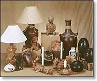 mexican terra cotta pottery