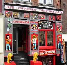 coffee shop hollande