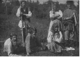 russian peasants