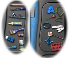 car painting tools