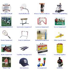 gymnasium equipments