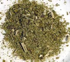 mate leaves