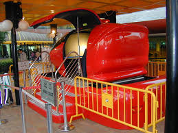 motion simulator ride