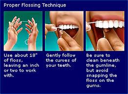 flossing techniques
