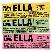 Chaka Khan - We All Love Ella - Celebrating The First Lady Of Song (Bonus