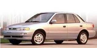 1997 kia sephia