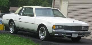 caprice coupe