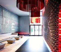 interior design of hotels