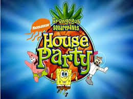 Spongebob Squarepants - Underwater Sun (Spongebob's House Party)