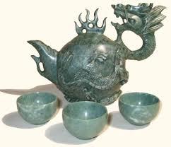 jade teapots