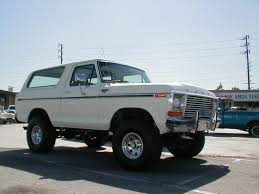 ford bronco 79
