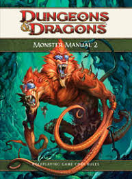 dungeon and dragons monster manual