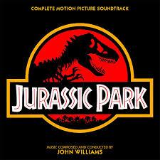 jurassic park sound track