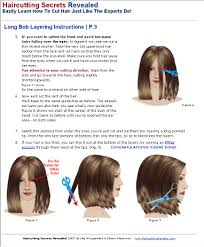 haircut layering