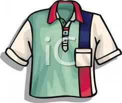 polo shirt clip art