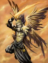 archangel michael sword