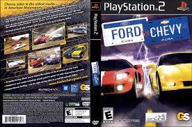 ford vs chevy xbox