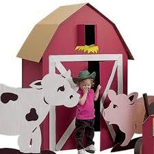 playhouse barn