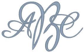 create monogram