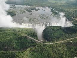 africa waterfall