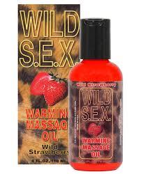 hot massage oil