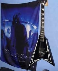 alexi laiho signature guitar