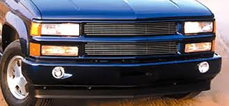 chevy tahoe grill