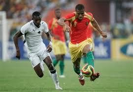 ghanaian soccer