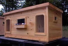 german shepherd dog houses