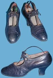 antiquing shoes