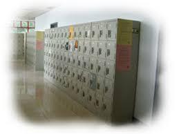 student locker