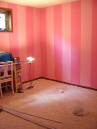 painting with stripes
