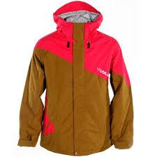 rip curl snowboard jacket