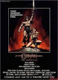 conan the barbarian video