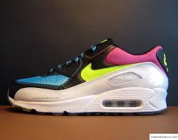 colorful air max