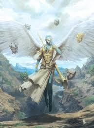angel masks