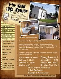 house flyer