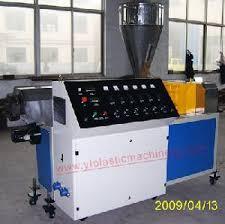 extruding machine