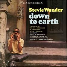 down to earth stevie wonder
