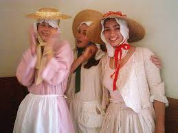 18th century colonial clothing