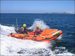 inshore rescue boat