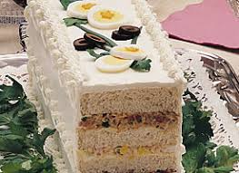 party sandwich