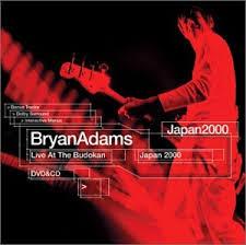bryan adams live at the budokan