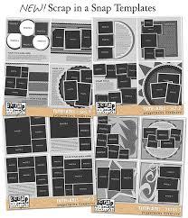 free scrap templates